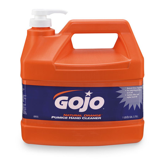 GOJO® Natural Orange Hand Soap with Pumice
