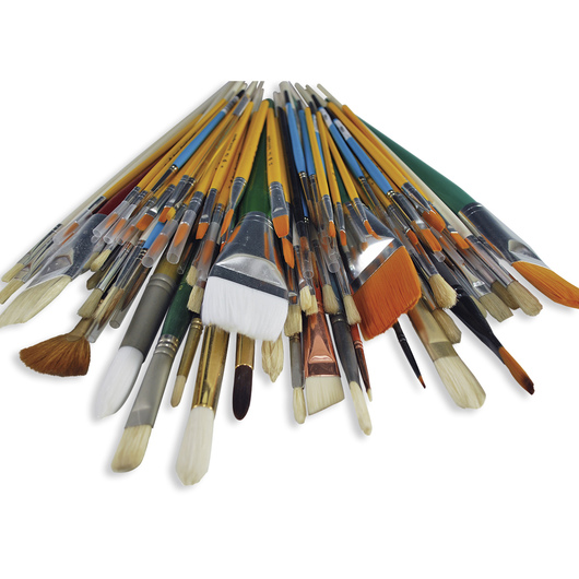 Royal Brush® Scratch & Dent Brush Set - 50 Brushes