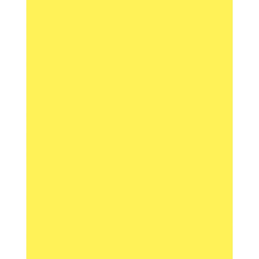 Pacon® Neon Premium Poster Board - Pkg. of 25 - 22 in. x 28 in. - Hot Lemon