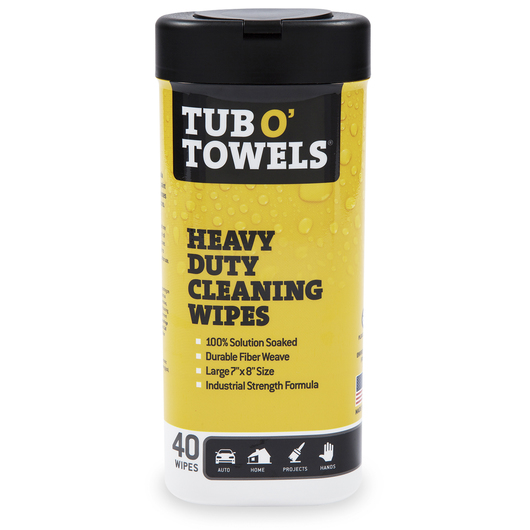 Tub o' Towels® - Canister of 40