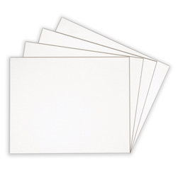 Alvin® White-on-White Presentation Boards