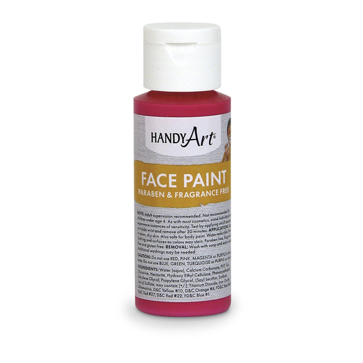 Handy Art® Face Paint - 2-oz. Bottle - Magenta