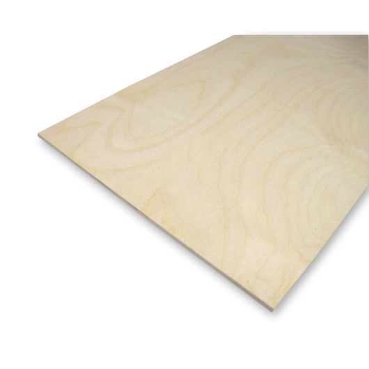 Craft Plywood - Set of 6 - 1/4 in. x 12 in. x 24 in.
