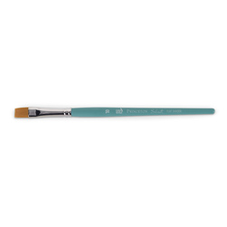 Princeton Select™ Artiste Brush with Golden Taklon Hair - Size 10 Flat Shader