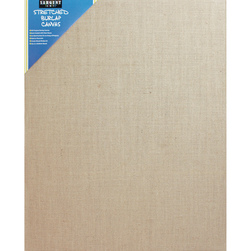 Sargent Art® Stretched Burlap Canvas - 18 in. x 24 in.