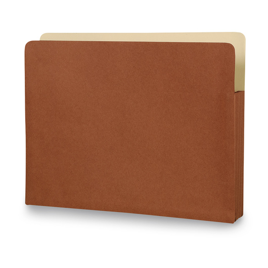 Classic Red Rope Expanding File Pockets - 10 in. x 12 in.