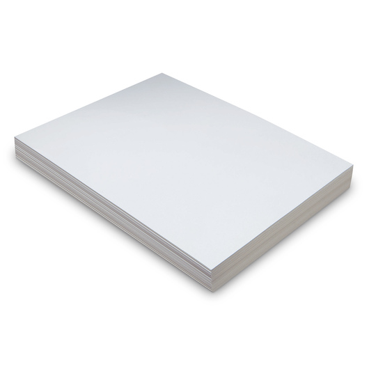 Pacon® Super Heavyweight Tag Board - 100 Sheets, 150 lb., 9 in. x 12 in.