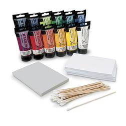 Nasco Monoprint Basic Class Kit