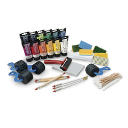 Nasco Monoprint Deluxe Class Kit