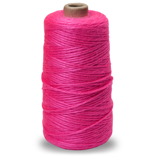 Cone Yarn - 8 oz. - Hot Pink