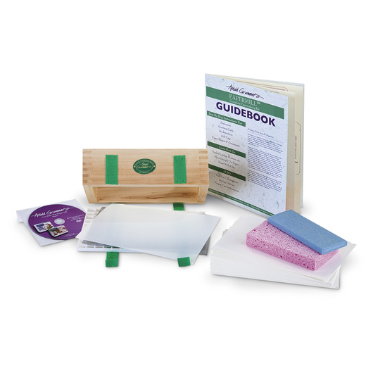 Arnold Grummer's® Papermill™ Complete Papermaking Kit