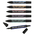 Winsor & Newton™ Brush Markers - Rich Tones - Set of 6