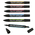 Winsor & Newton™ Brush Markers - Mid Tones - Set of 6