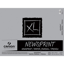 Canson XL Newsprint Pad - 50 Sheets