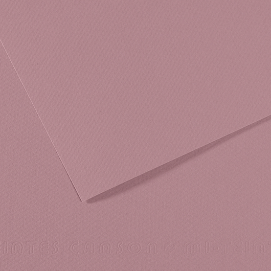 Canson® Mi-Teintes® Paper - 19-1/2 in. x 25-1/2 in. - Orchid
