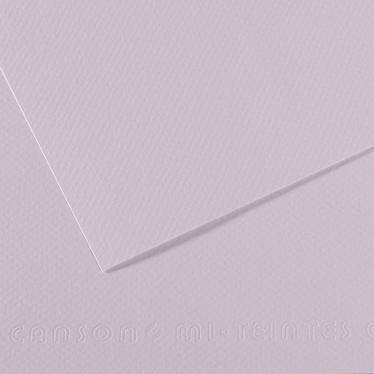 Canson® Mi-Teintes® Paper - 19-1/2 in. x 25-1/2 in. - Lilac