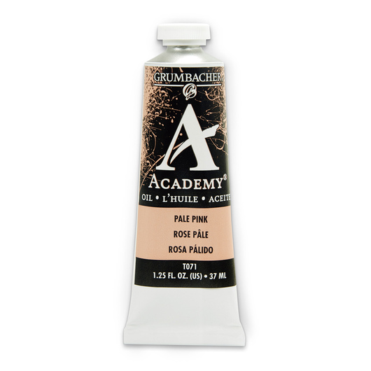 Grumbacher® Academy® Oil Paint - 37 ml - Pale Pink