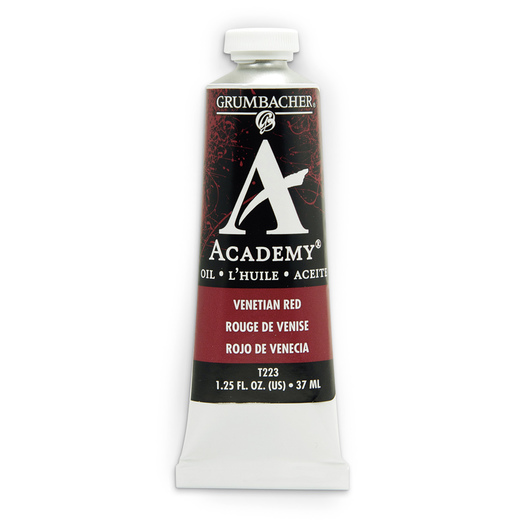 Grumbacher® Academy® Oil Paint - 37 ml - Venetian Red