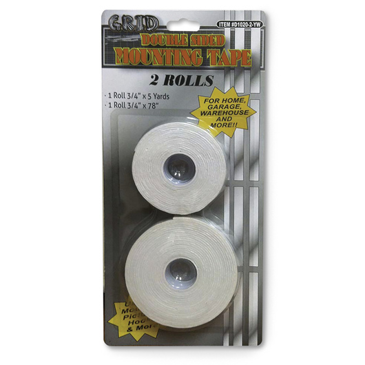 Mounting Tape Roll Set