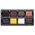 Jack Richeson® Semi-Moist Individual Tempera Cakes - 1-5/8 in. x 1-7/8 in. - Set of 8 with Tray