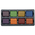 Jack Richeson® Semi-Moist Individual Tempera Cake - 1-5/8 in. x 1-7/8 in. - 8-Color Set #2