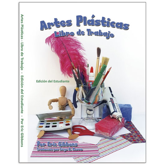 The Art Student's Workbook, Spanish Student Edition