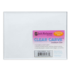 Jack Richeson® Clear Carve Linoleum - 3 in. X 4 in.