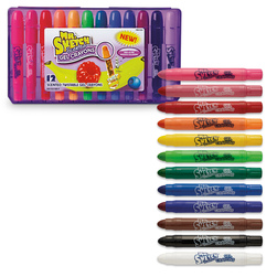 Mr. Sketch Scented Twistable Gel Crayons