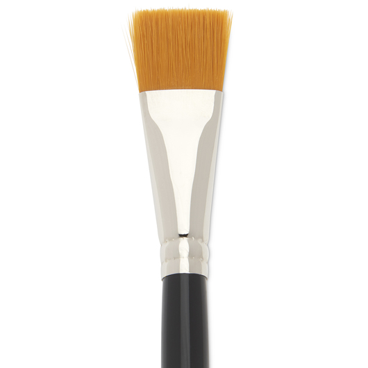 Dynasty® Finest Golden Synthetic Brush - 3/4 in. One Stroke
