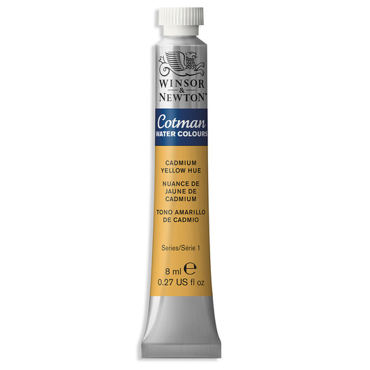 Winsor & Newton™ Cotman Watercolor - 0.27 oz. - Cadmium Yellow Hue