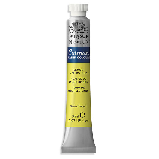 Winsor & Newton™ Cotman Watercolor - 0.27 oz. - Lemon Yellow Hue