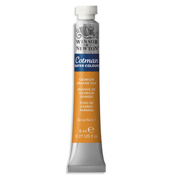 Winsor & Newton™ Cotman Watercolor - 0.27 oz. - Cadmium Orange Hue