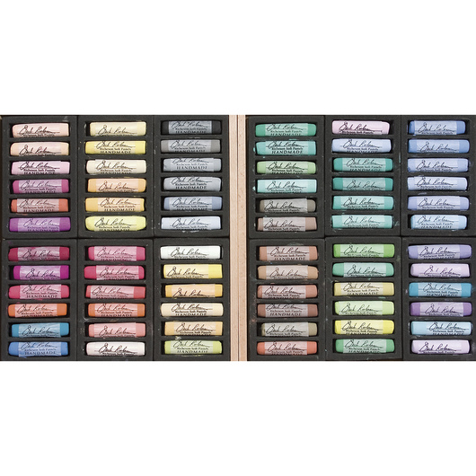 Jack Richeson® Signature Handmade Soft Pastel Full Stick 72 Piece Set - Assorted Colors