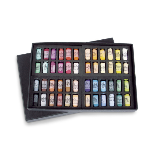 Jack Richeson® Signature Handmade Soft Pastels 48 Piece Set - Assorted Colors