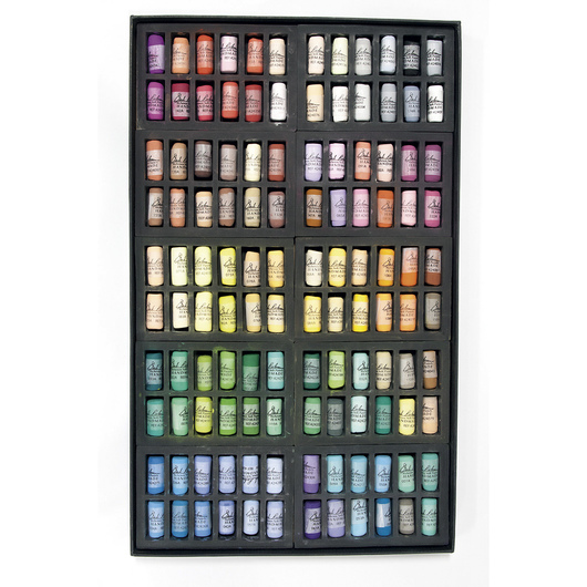 Jack Richeson® Signature Handmade Soft Pastel Full Stick 120 Piece Set - All Colors