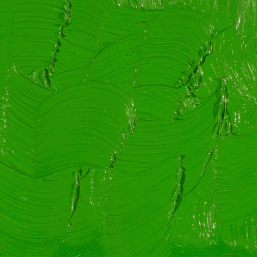 Gamblin 1980 Oil Color - 5 oz. (150 ml) Permanent Green Light