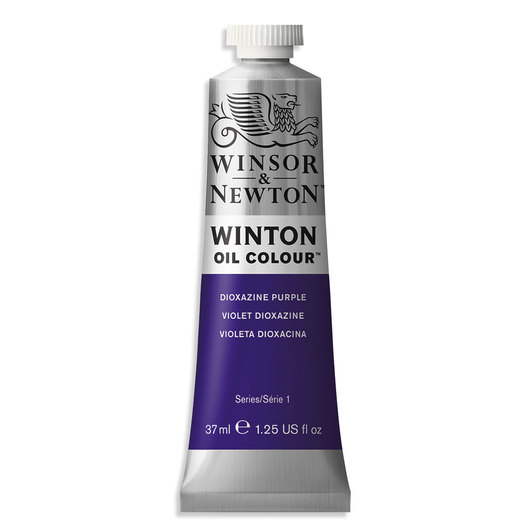 Winsor & Newton™ Winton Oil Color - Dioxazine Purple