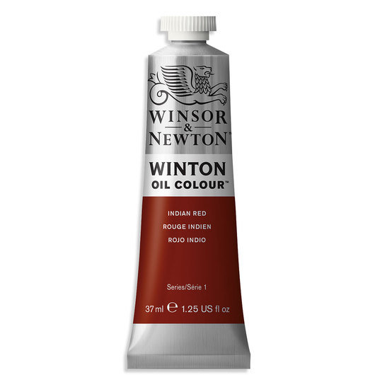 Winsor & Newton™ Winton Oil Color - Indian Red