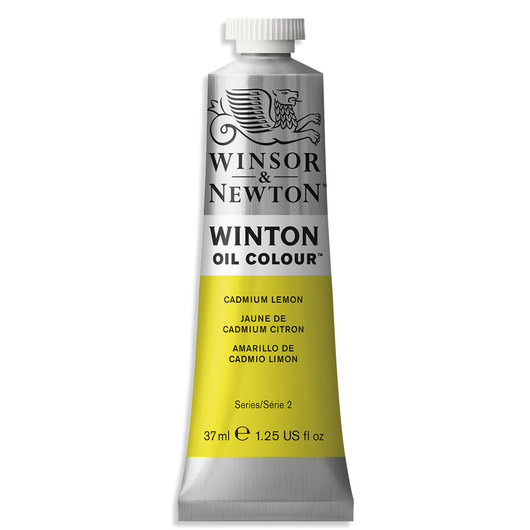 Winsor & Newton™ Winton Oil Color - Cadmium Lemon