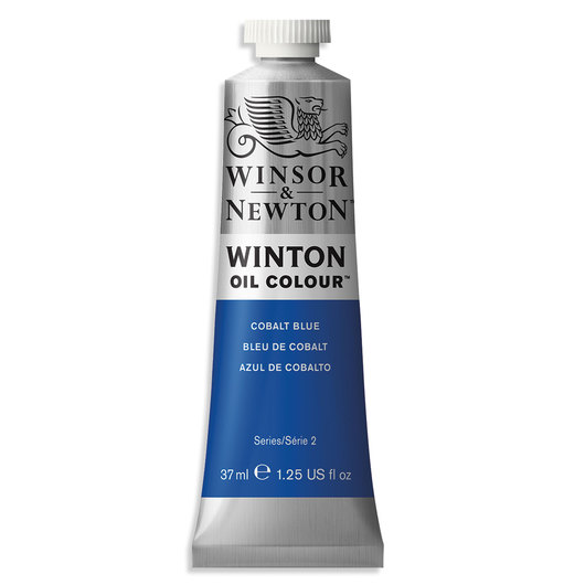 Winsor & Newton™ Winton Oil Color - Cobalt Blue