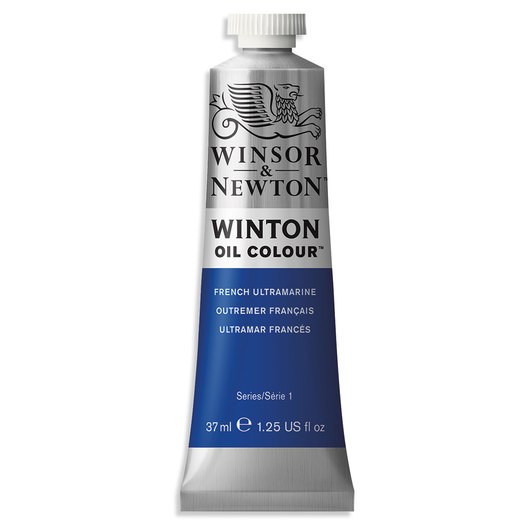 Winsor & Newton™ Winton Oil Color - French Ultramarine