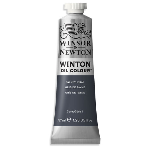 Winsor & Newton™ Winton Oil Color - Payne's Gray