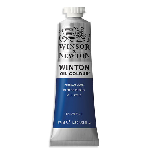Winsor & Newton™ Winton Oil Color - Phthalo Blue