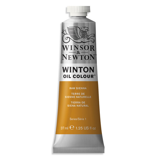 Winsor & Newton™ Winton Oil Color - Raw Sienna