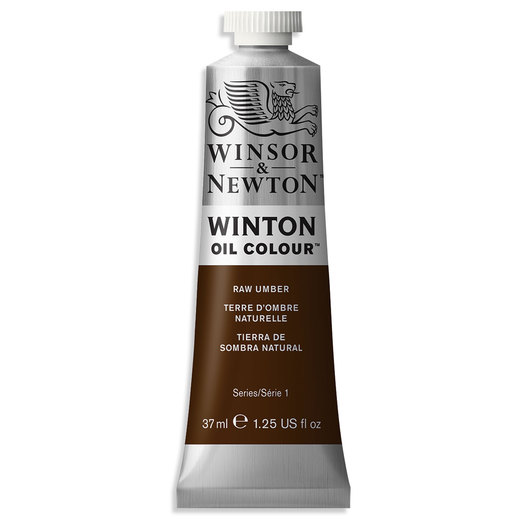 Winsor & Newton™ Winton Oil Color - Raw Umber