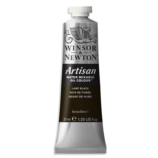 Winsor & Newton™ Artisan™ Water-Mixable Oil Color - 1.25 oz. (37 ml) - Burnt Sienna