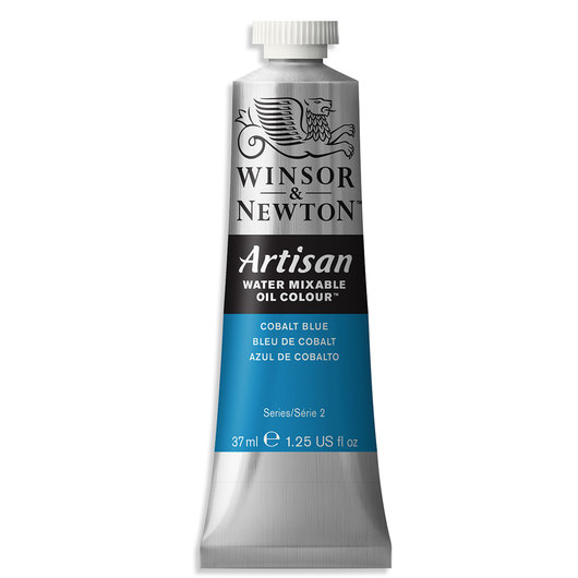 Winsor & Newton™ Artisan™ Water-Mixable Oil Color - 1.25 oz. (37 ml) - Cobalt Blue