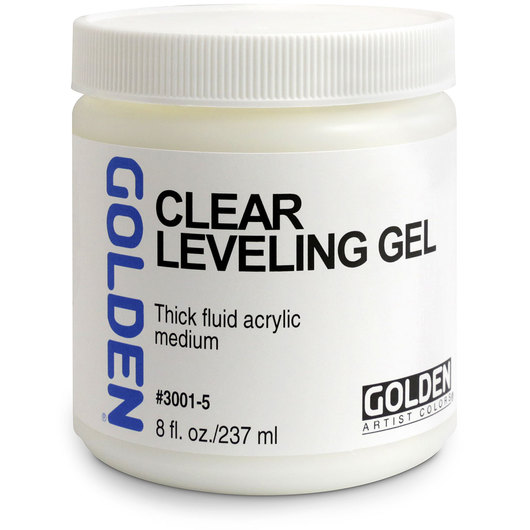 Golden® Self-Leveling Clear Gel - 8 oz.
