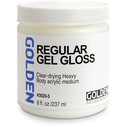 Golden® Regular Gel - Semi-Gloss