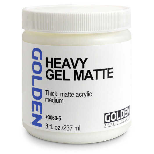 Golden® Heavy Gel - 8 oz. - Matte